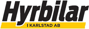 Hyrbilar i Karlstad logotype